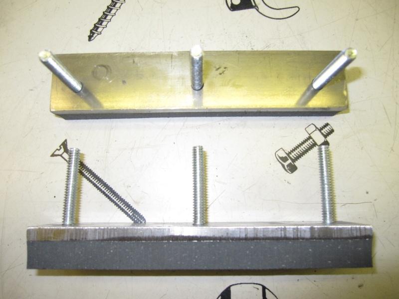 Custom Brake Pad for Conveyor