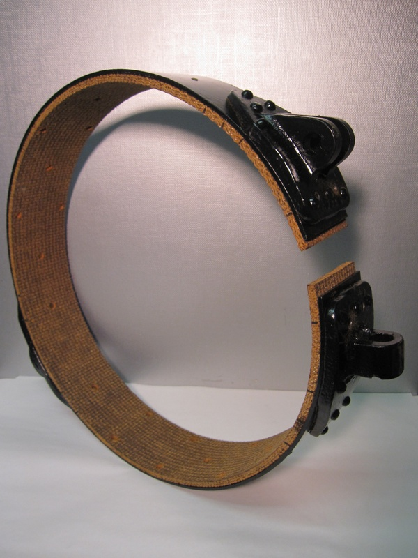 Relined Brake Band-1920 American LaFrance Type 75 Fire Truck