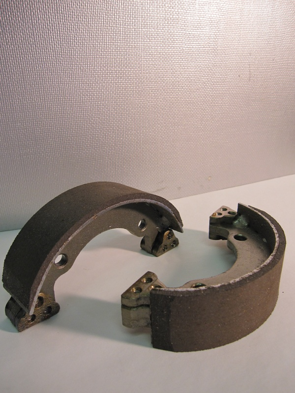 Bonded 1985 Allis Chalmers 5015 Brake Shoes