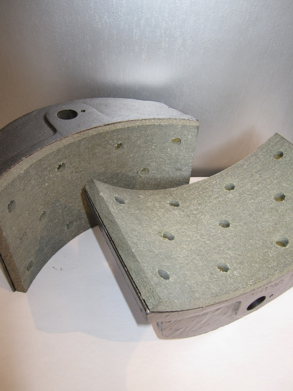 Overhead Crane Brake Shoes
