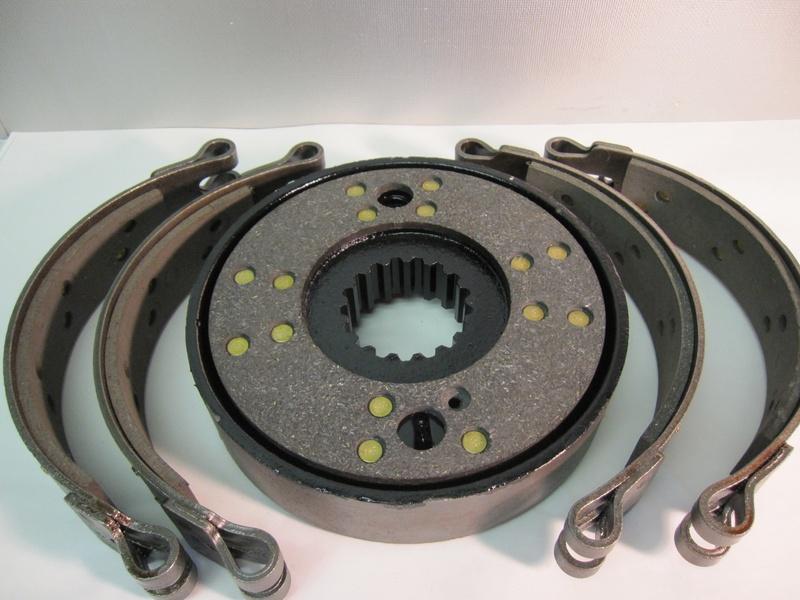 Brake Relining Material : Steer brake